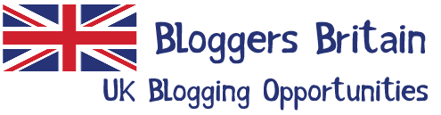 Bloggers Britain - UK Blogging Opportunities
